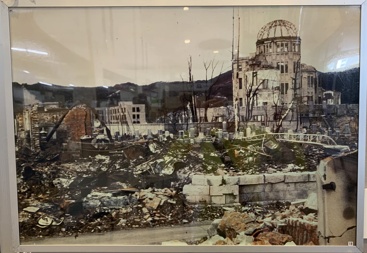 広島・長崎の写真