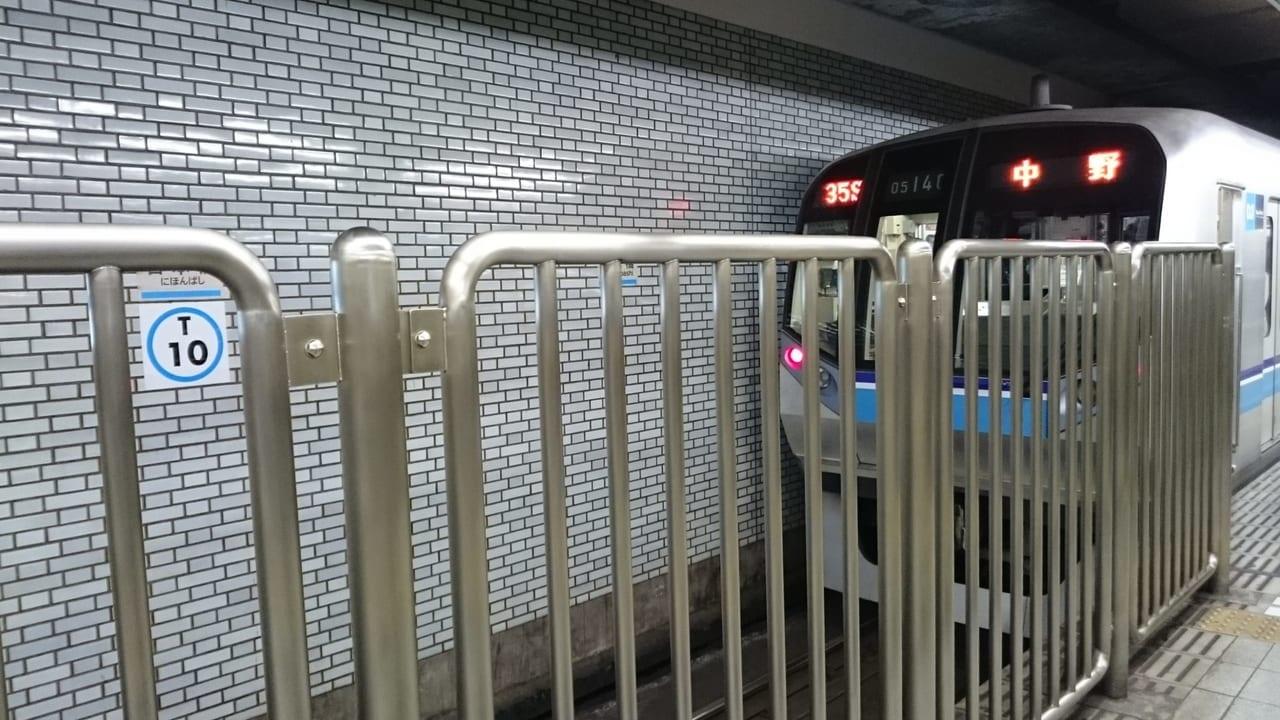 東京メトロ東西線遅延